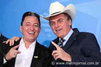 Henrique e Juliano, Teodoro e Sampaio e outros sertanejos visitam Bolsonaro - Metro Jornal