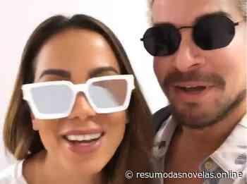 """Anitta inicia gravações como tiete de Ryan em Amor de Mãe: """"Estou nervosa"""" - Resumo das Novelas On"""