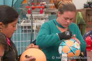 Artesanos de Monguí denuncian pérdidas por importación de balones - Noticias Caracol