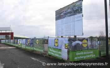 Serres-Castet : les travaux du nouveau Lidl ont débuté - La République des Pyrénées