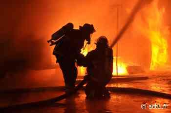 Guiscard : une cagnotte solidaire pour un sapeur-pompier dont la maison a pris feu - actu.fr