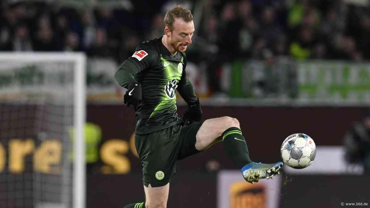 VfL Wolfsburg: Maximilian Arnold redet Krise schön - BILD