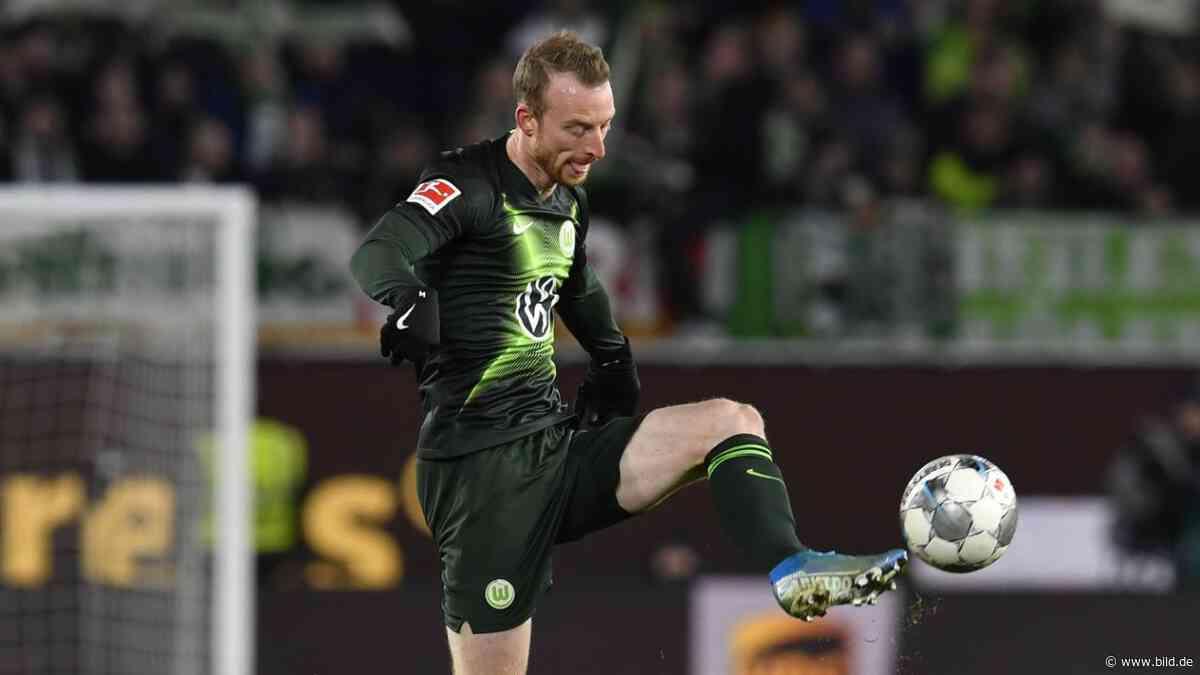 VfL Wolfsburg: Sorgen um Olympia-Kandidat Maximilian Arnold - BILD
