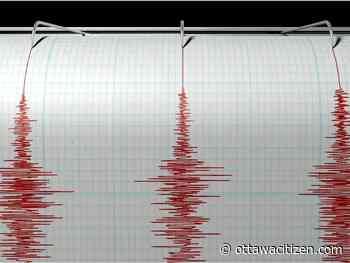 Early-morning quake in Salaberry-de-Valleyfield felt in Cornwall - Ottawa Citizen