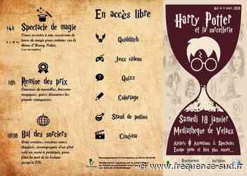 Nuit de la Lecture - Velaux - 18/01/2020 - Velaux - Frequence-Sud.fr
