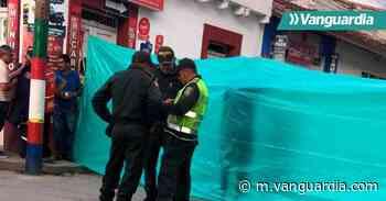 Menor de edad falleció tras ser arrollado por una volqueta en Charalá - Vanguardia