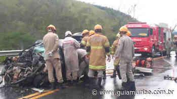 Idoso morre em acidente entre Itaperuna e Bom Jesus do Itabapoana - Guia Muriaé