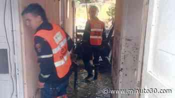 FOTOS Y VIDEO: Más de 100 viviendas de Liborina resultaron afectadas por inundaciones causadas por fuerte ... - Minuto30.com