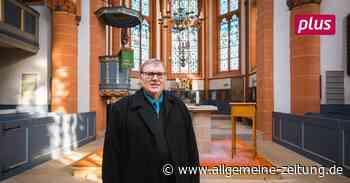 Pfarrer Kurt Bendler verabschiedet sich am 26. Januar aus Armsheim - Allgemeine Zeitung