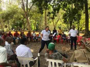 Corpamag socializa medidas para prevenir incendios en Zona Bananera y Fundación - Seguimiento.co