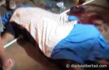 Un muerto y un herido por acto sicarial en la Zona Bananera - Diario La Libertad