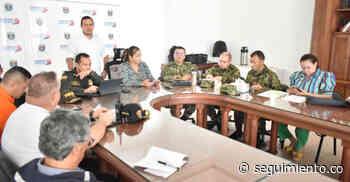 El Banco y Zona Bananera, los municipios que tendrán más vigilancia por paro del 21N - Seguimiento.co