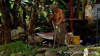 Pareja de adultos mayores viven en pobreza extrema en Caimitillo - Telemetro