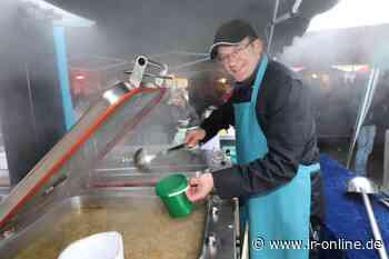 Neue Kreationen: Suppenmeile in Elsterwerda schlägt alle Rekorde - Lausitzer Rundschau