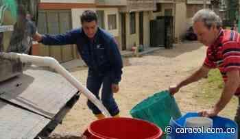Con carrotanques suministrarán agua a colegios en Aratoca - Caracol Radio