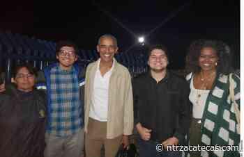 Pasean los Obama por Loreto, en BCS - NTR Zacatecas .com