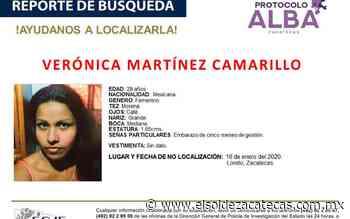 Desaparece mujer en Loreto; activan Protocolo Alba - El Sol de Zacatecas