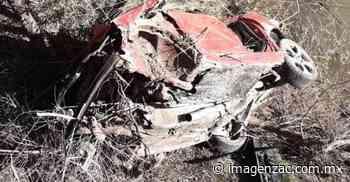 Mueren tres personas en accidente automovilístico cerca de Loreto - Imagen de Zacatecas, el periódico de los zacatecanos