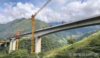 Habitantes de Guayabetal piden agilizar construcción del puente Chirajara - Caracol Radio