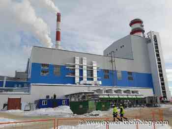 Nizhnekamsk Combined Cycle Power Plant (CCPP), Tatarstan, Russia - Power Technology