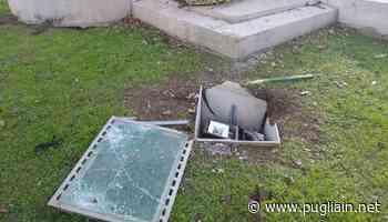 Bari, vandali in azione nel centro di Carbonara. La paura dei residenti [PHOTOGALLERY] - Puglia In