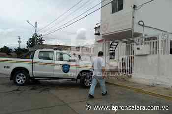 Reos de comisaría de El Tocuyo se declararon en huelga - La Prensa de Lara