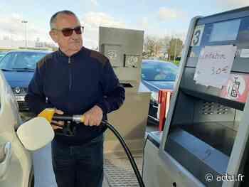 Chateaubriant : Où peut-on encore trouver de l'essence ? - actu.fr