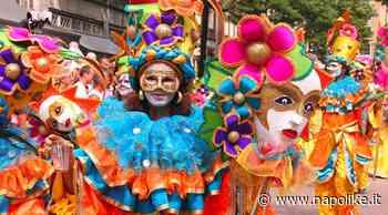 Carnevale 2020 a Casalnuovo di Napoli con le sfilate dei grandi carri allegorici - Napolike