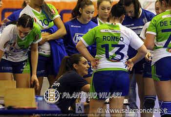 Jomi Pdo Salerno qualificata alla Final Four di Coppa Italia. Battuto Mestrino - Salernonotizie.it