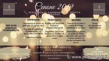 Capodanno alla Tenuta Galilei di Mestrino - PadovaOggi