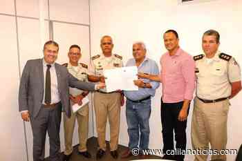 Deputado Alex da Piatã acompanha prefeitos de Inhambupe e Retirolândia em audiência com coronel Anselmo Brandão - Calila Notícias