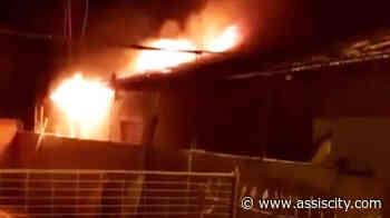 Casa do acusado de assassinar menina Emanuelle é incendiada em Chavantes - Assiscity