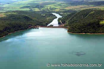 Represa de Chavantes está com apenas 13,85% de seu volume - Folha de Londrina