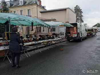 Seine-et-Marne. Gretz-Armainvilliers : le marché déserté - actu.fr