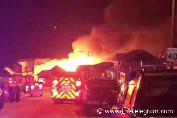 Fire destroys Conception Bay South home - The Telegram