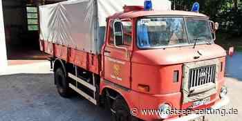 Die Stadt Putbus auf der Insel Rügen versteigert W50 der freiwilligen Feuerwehr - Ostsee Zeitung