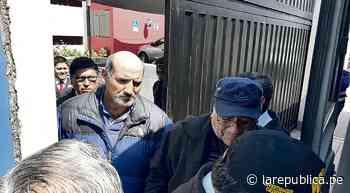 Tacna: Fiscalía inicia una nueva investigación contra el exalcalde de Ilabaya - LaRepública.pe