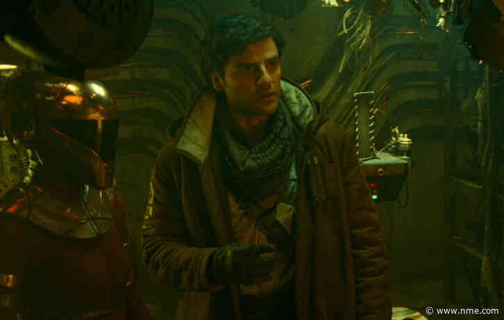 'Star Wars': Poe Dameron's origin story to be revealed in new novel