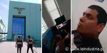 [Vídeo] Graban a suboficial PNP jugando Gunbound dentro de comisaría en Paiján - La Industria.pe