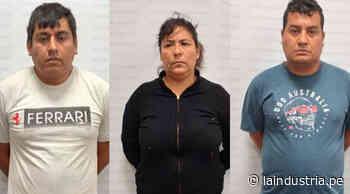 Capturan a banda delincuencial 'Los rápidos de Paiján' [VIDEO] - La Industria.pe
