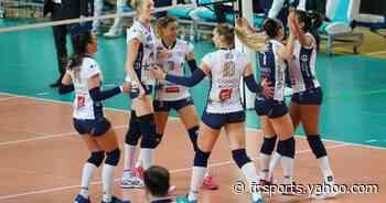 Volley - Ligue A (F) - Ligue A (F) : Cannes bat Venelles et fait la bonne opération du jour - Yahoo Sport