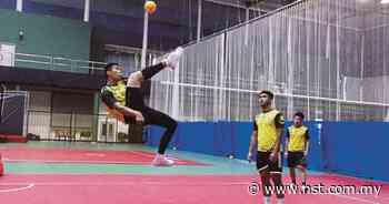 Fear of Thailand haunts sepak takraw squad - New Straits Times