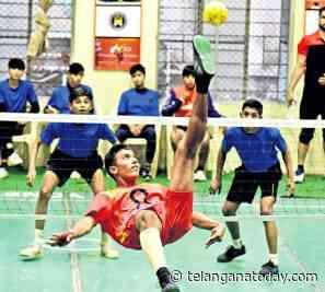 Delhi, Manipur enter final in Sepak Takraw Championship - Telangana Today