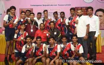 Sepak takraw Championship: Telangana boys lose in summit clash - Telangana Today