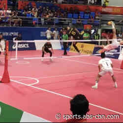 Filipinos close campaign in SEA Games sepak takraw headed in right direction - ABS-CBN Sports