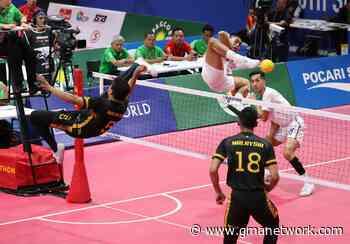 PHL teams notch back-to-back bronzes in sepak takraw - GMA News