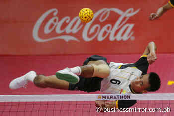 Sepak takraw bets settle for team doubles bronze | Ramon Rafael C. Bonilla - Business Mirror