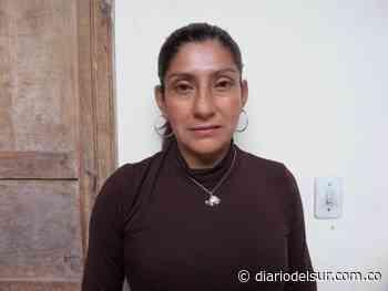 Docente entrega peticiones a alcaldesa en Sandoná - Diario del Sur