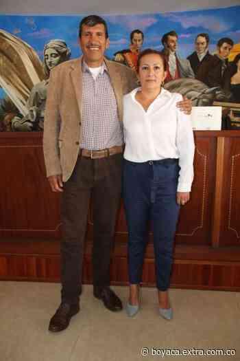 Concejo de Nobsa eligió a su secretaria - Extra Boyacá