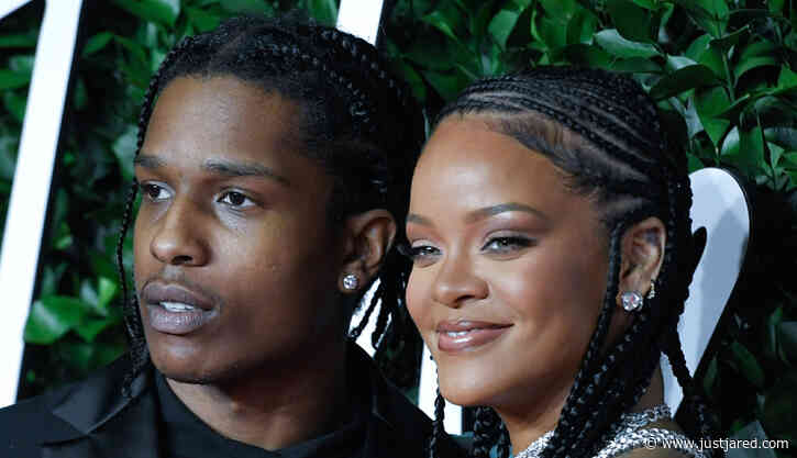 Here's the Truth About Rihanna & A$AP Rocky Dating Rumors
